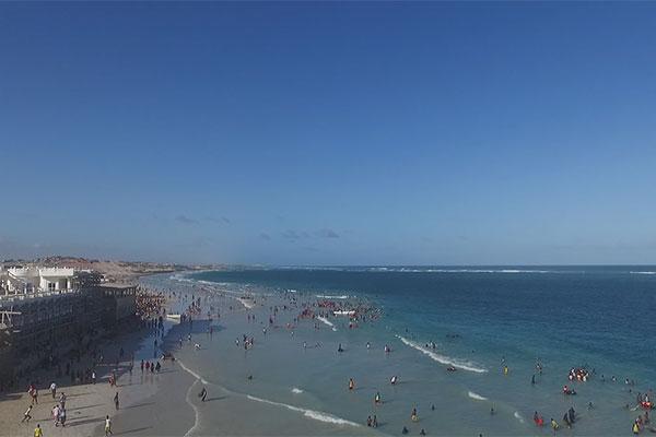 Mogadishu Drone footage