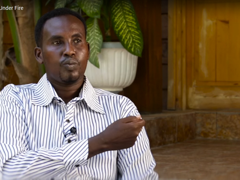 Somalia Journalists Under Fire
